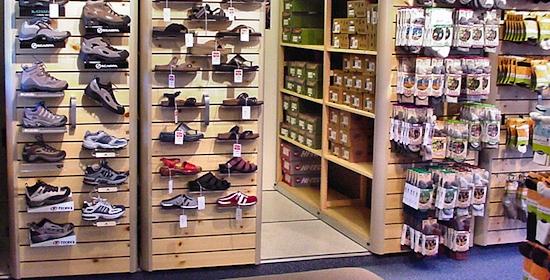 Retail Shoe Store Stelterr