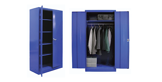 Ready To Emble Steel Locking Cabinets